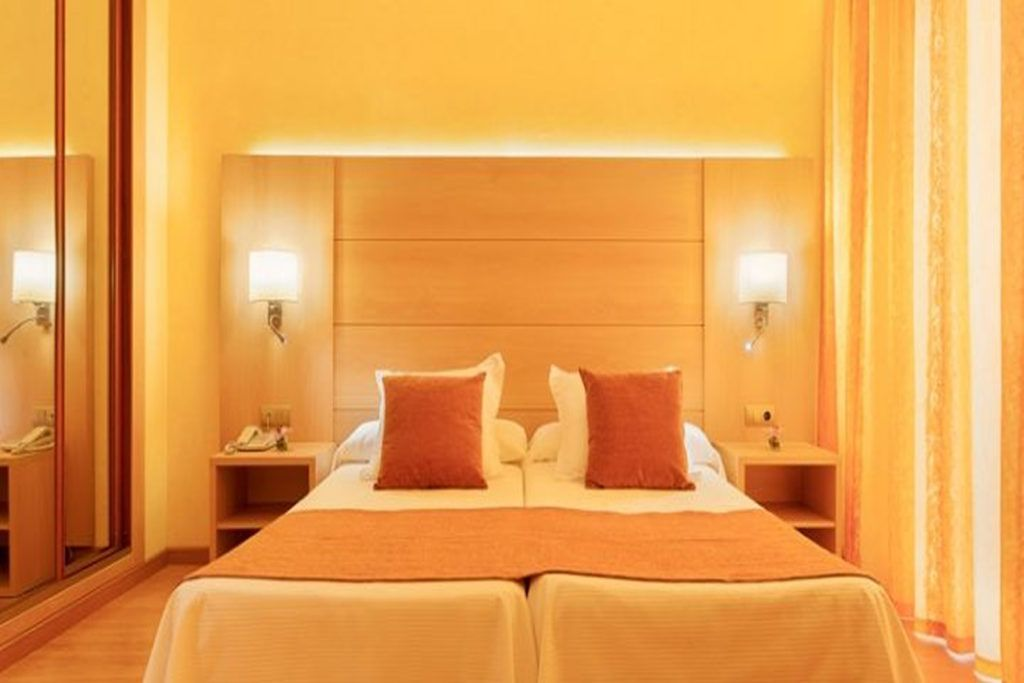 The hotel pimar & spa of blanes has 175 cozy rooms, all equipped with the most demanding comforts.